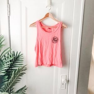 VS PINK Crop Top Tank a4 *